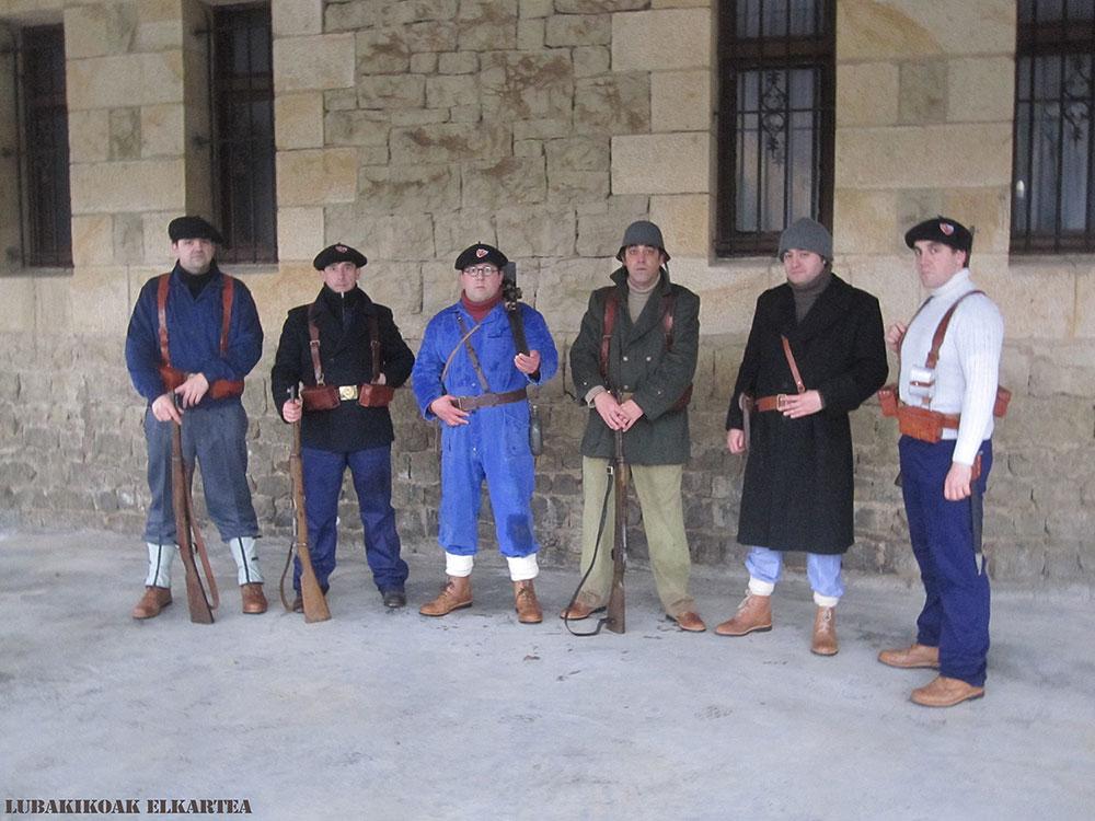 Batallón 77 M.A.I. Irrintzi - 04