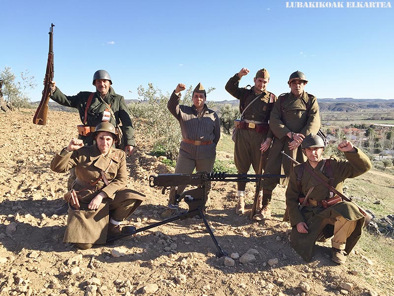 Batalla del Jarama 2015 - 15