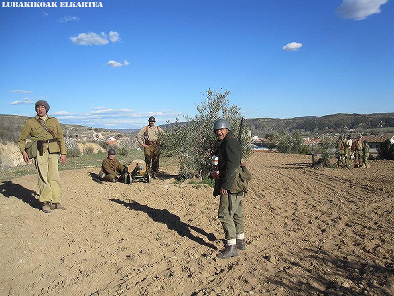 Batalla del Jarama 2015 - 16
