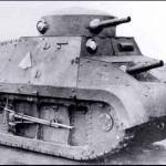 Los tanques en Vizcaya 1937