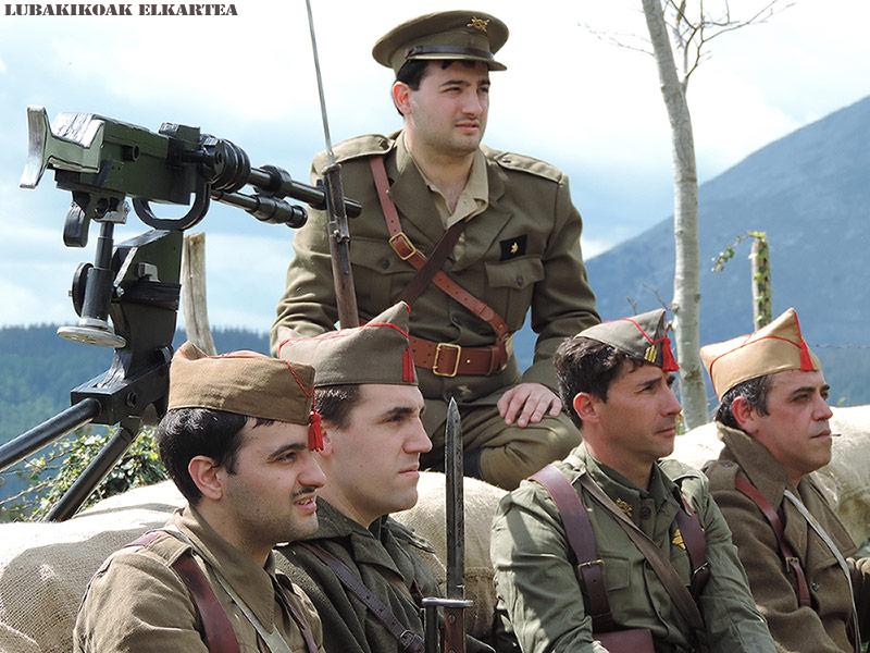 Batallón de Montaña Flandes nº5 - 09