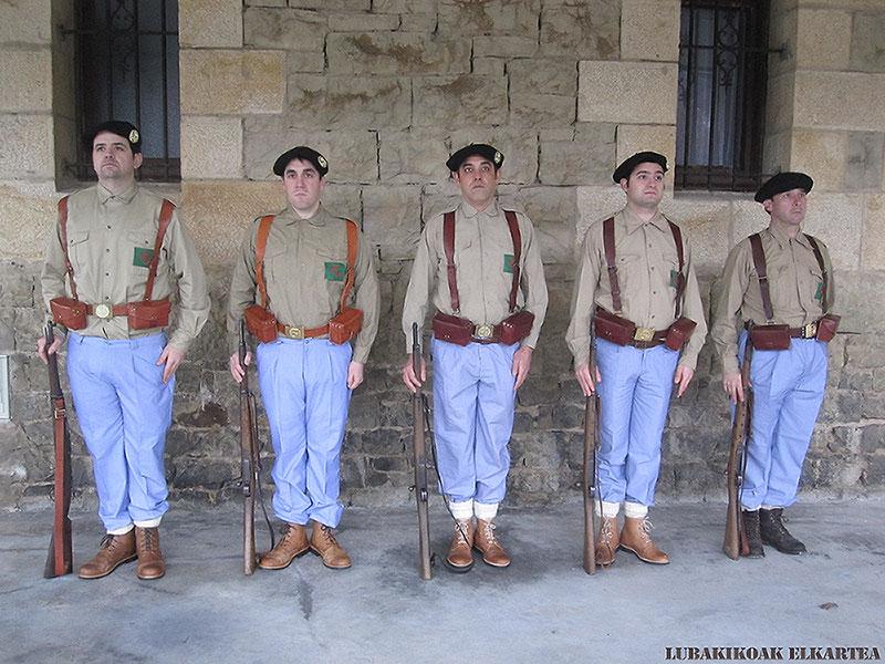 Ertzaña, policía vasca - 13