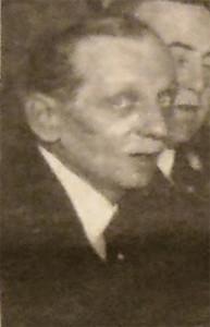 Guillermo Wakonigg, cónsul de Austria