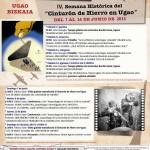 """""""Burdin hesia, Ugaon"""" IV historia astea / IV Semana Histórica del """"Cinturón de Hierro en Ugao"""""""