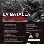La Batalla Olvidada. V Jornadas de Promoción Histórico Cultural del Alto Tajuña