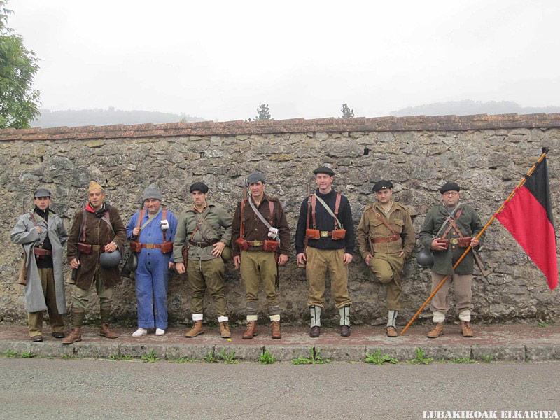 Batallón Isaac Puente CNT nº3 - 02