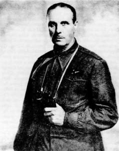 Teniente Coronel José Solchaga