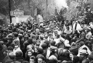 Le Perthus principios de 1939