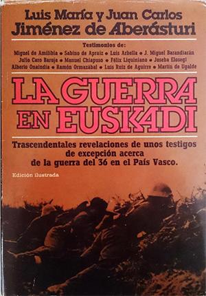 La guerra en Euskadi