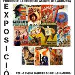 """Exposición """"Fondos de la Guerra Civil Española de la Sociedad Amigos de Laguardia"""""""