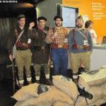 San Pedro 1936-1937. Arqueología de la guerra civil española, Zientzia Astea 2016, Vitoria-Gasteiz y Uzkiano (Araba) - 08
