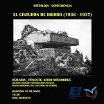 """Hitzaldia-Conferencia """"El Cinturón de Hierro (1936-1937)"""""""
