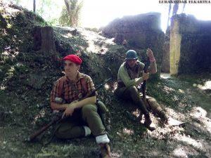 Burdin Hesia Ugaon / Cinturón de Hierro en Ugao 2017 - 20