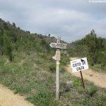 Posiciones defensivas de Las Tetas en la Serra d'Espadà - Itinerario 3