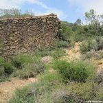 Posiciones defensivas de Las Tetas en la Serra d'Espadà - Itinerario 5