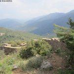 Ruta posiciones defensivas de Las Tetas. </br>Serra d'Espadà (Castelló)