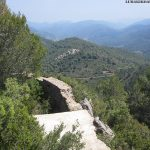 Posiciones defensivas de Las Tetas en la Serra d'Espadà - 05