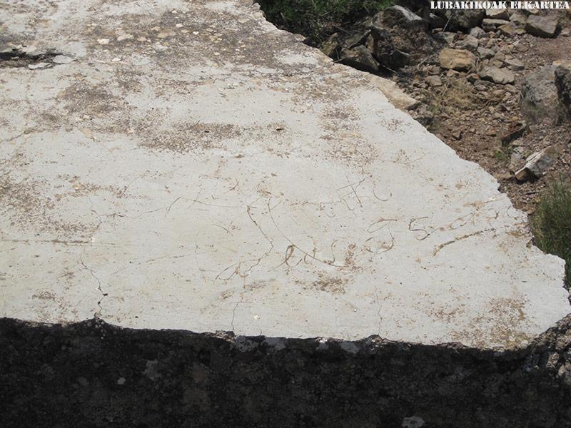 Posiciones defensivas de Las Tetas en la Serra d'Espadà - 14