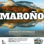 """Presentación del libro """"Maroño, un pueblo y un embalse"""""""