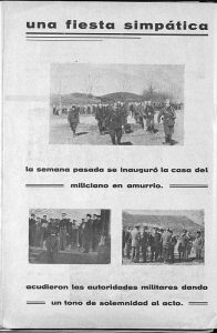 Revista Horizontes del 25 de marzo de 1937