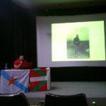Falencia / Hitzaldia Anarquistas galegos en Euskadi: O Batallón Bakunin 16-09-2017 - 01
