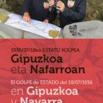 """Hitzaldia """"Anarkismoa eta bere parte hartzea Gipuzkoako defentsan"""" / Conferencia """"El anarquismo y su participación en la defensa de Gipuzkoa"""""""