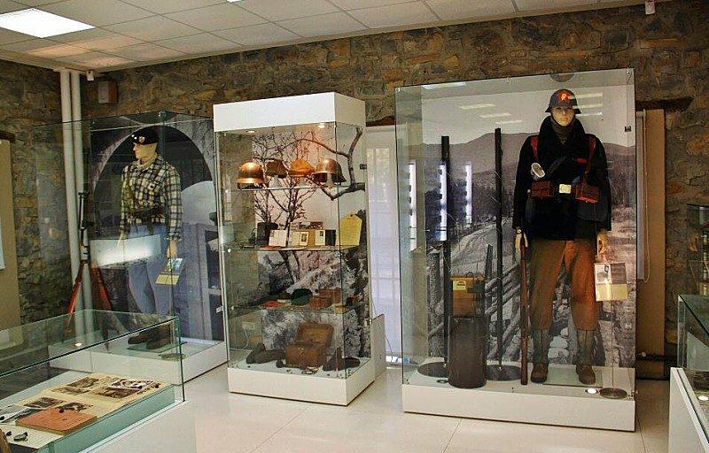 Museo Memorial del Cinturón de Hierro - 02