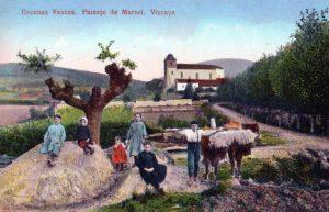 Maruri a principios del siglo XX