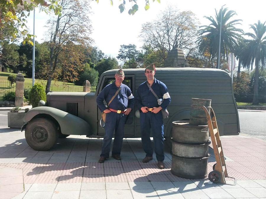 Berangoko Burdin Hesiaren Oroimenaren Museoa VII. Urteurrena / Museo Memorial del Cinturón de Hierro de Berango VII Aniversario - 07