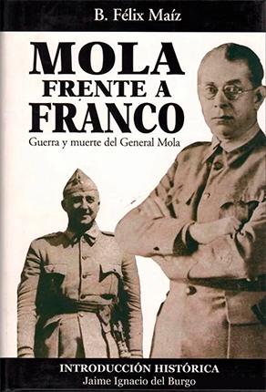 Mola frente a Franco